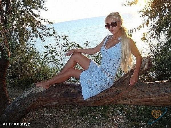 домашнее фото блондинок